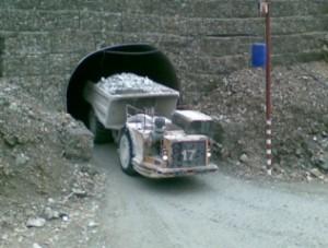Underground Mine Portal